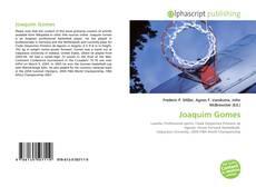 Copertina di Joaquim Gomes