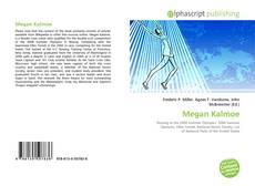 Copertina di Megan Kalmoe