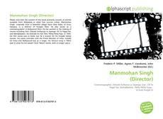 Bookcover of Manmohan Singh (Director)