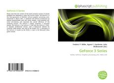 GeForce 3 Series的封面