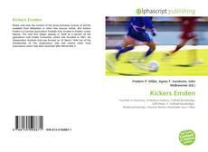 Buchcover von Kickers Emden