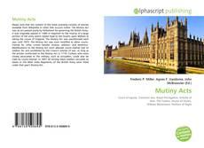 Mutiny Acts的封面