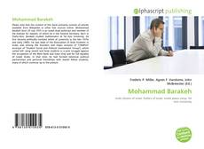 Bookcover of Mohammad Barakeh
