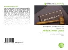 Bookcover of Abdel Rahman Zuabi