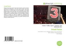 Capa do livro de Imad Fares