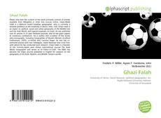 Capa do livro de Ghazi Falah
