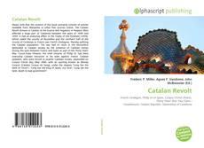 Portada del libro de Catalan Revolt