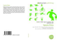 Bookcover of Sports Films