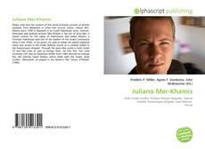 Обложка Juliano Mer-Khamis