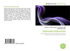Portada del libro de Nationale Volksarmee
