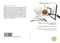 Bookcover of Basketball in Greece