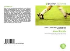 Abed Rabah的封面
