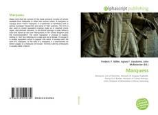 Capa do livro de Marquess
