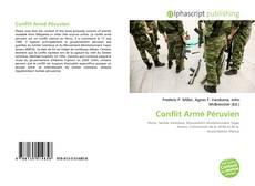 Conflit Armé Péruvien kitap kapağı
