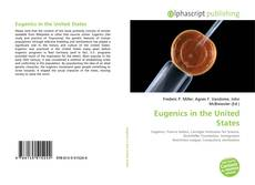 Bookcover of Eugenics in the United States