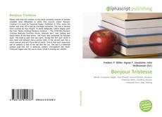 Bookcover of Bonjour Tristesse