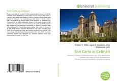 Bookcover of San Carlo ai Catinari