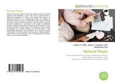 Richard Thaler kitap kapağı