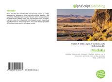 Capa do livro de Madaba