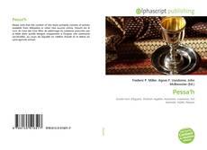 Bookcover of Pessa'h