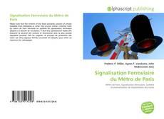 Portada del libro de Signalisation Ferroviaire du Métro de Paris
