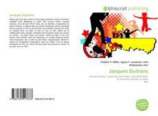 Bookcover of Jacques Dutronc