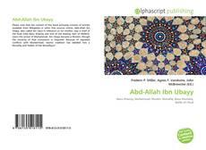 Bookcover of Abd-Allah Ibn Ubayy