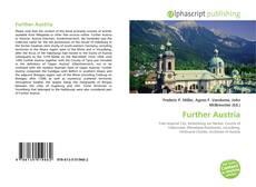 Borítókép a  Further Austria - hoz