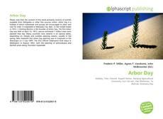 Buchcover von Arbor Day