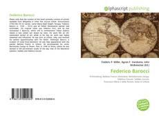Обложка Federico Barocci