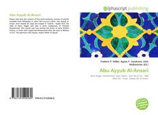 Buchcover von Abu Ayyub Al-Ansari