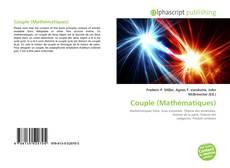 Couverture de Couple (Mathématiques)