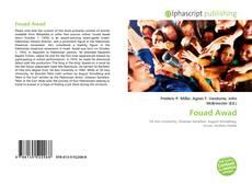 Fouad Awad kitap kapağı