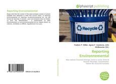 Portada del libro de Reporting Environnemental