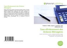 Taxe d'Enlèvement des Ordures Ménagères的封面