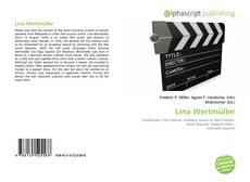 Portada del libro de Lina Wertmüller