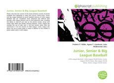 Обложка Junior, Senior