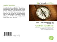 Bookcover of Galathea expeditions
