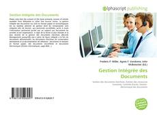 Bookcover of Gestion Intégrée des Documents