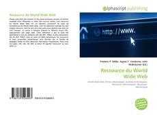 Couverture de Ressource du World Wide Web