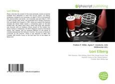 Buchcover von Lori Elberg