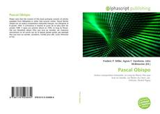 Portada del libro de Pascal Obispo