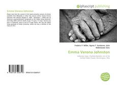 Обложка Emma Verona Johnston