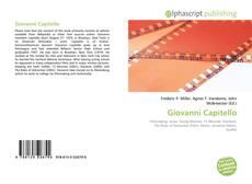 Bookcover of Giovanni Capitello