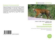 Couverture de Évaluation Environnementale
