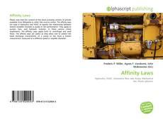 Couverture de Affinity Laws