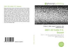 Bookcover of 2001–02 Celtic F.C. Season