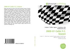 Bookcover of 2000–01 Celtic F.C. Season
