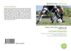 Bookcover of Luciano Figueroa