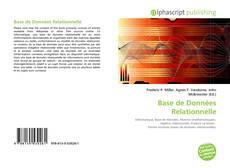 Borítókép a  Base de Données Relationnelle - hoz